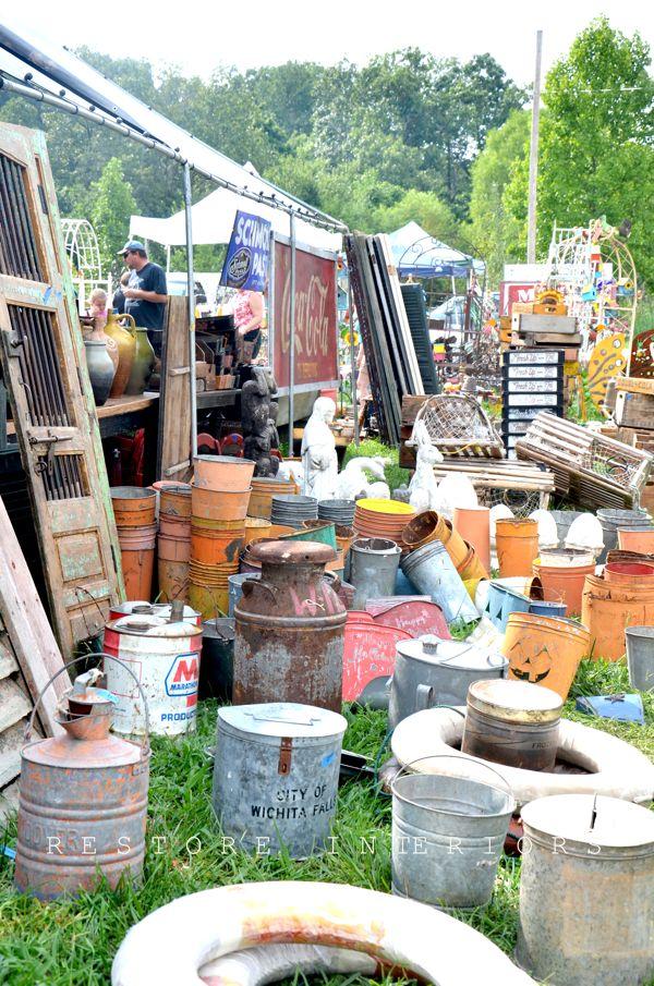 Tennessee longest yard sale