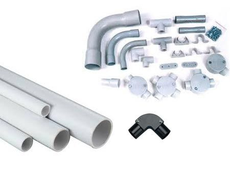 Why to use conduits? To know read our new blog @ http://goo.gl/IvvRWR