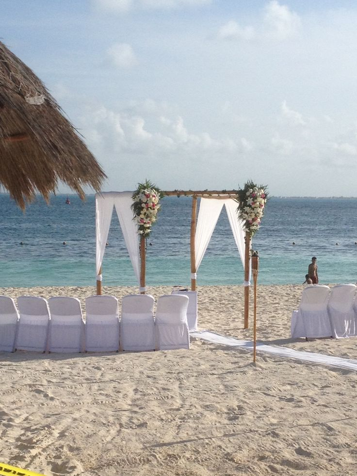 Love The Beach Wedding