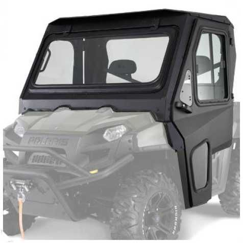 Steel Cabs | Cab Components | Polaris RANGER Store