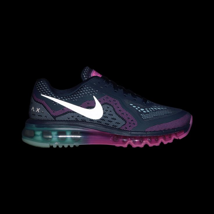 Nike Store. Nike Air Max 2014 Women's Running Shoe