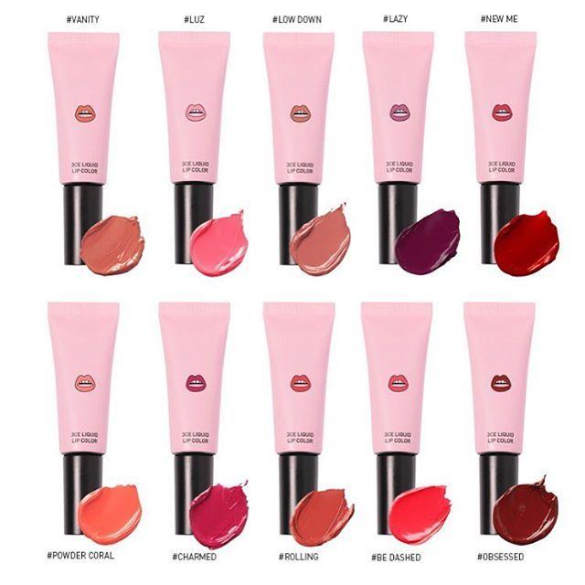 3CE cosmetics