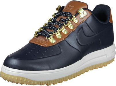 Nike Lunar Force 1 Low Duckboot Schuhe