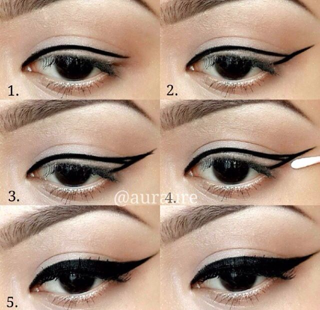 #eyeliner #cateye #makeup