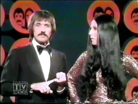 Sonny and Cher Comedy Hour Games People Play Opening Song 1971