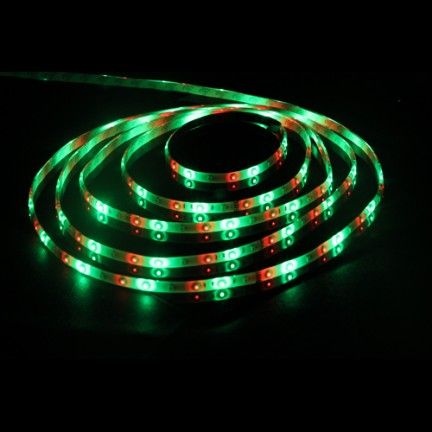 10M RGB Plug and Play - Waterproof - In-line-Controller LED Strip Lighting Kit SMD 3528 - Ideal For Telescopic Flag Poles Picture 6