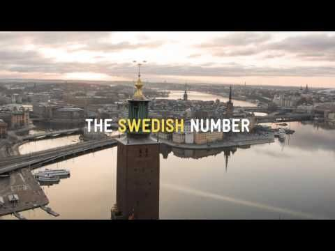 You Can Now Speak to a Random Swedish Person on the Phone