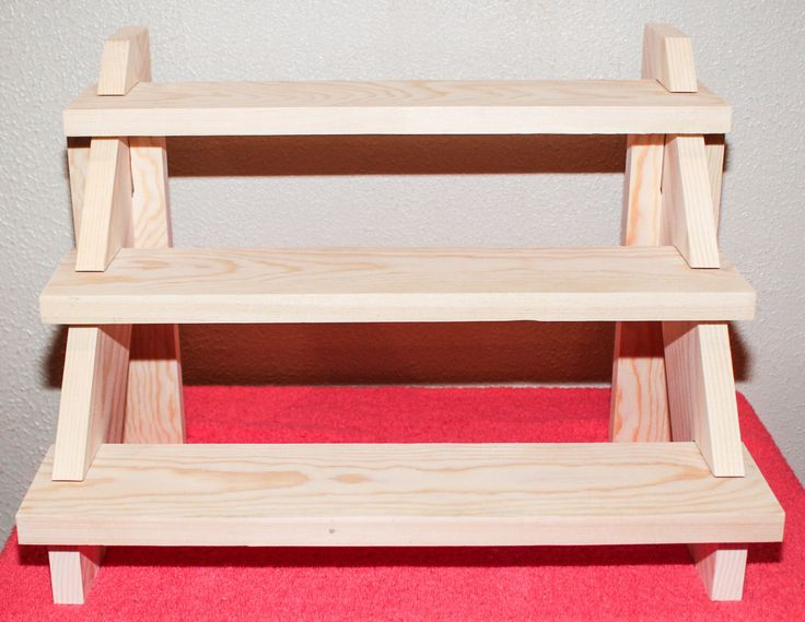 Set of 2 Craft show display shelves Break Down by sjmsupplies on Etsy https://www.etsy.com/listing/245793232/set-of-2-craft-show-display-shelves