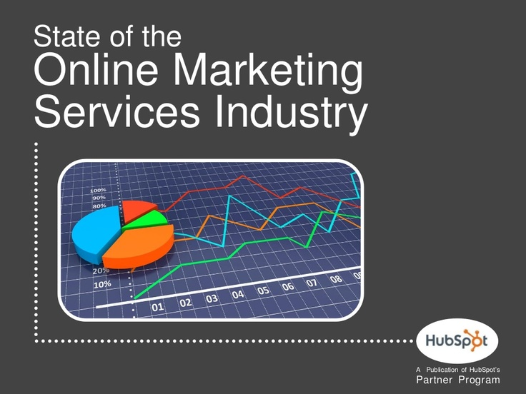 State of the Online Marketing Services Industry by BullsEye Internet Marketing via Slideshare