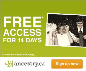 #Ancestry Search #Genealogy Birth Death Marriage Records   see here http://www.planetgoldilocks.com/ancestry.htm  FREE ACCESS to ALL  RECORDS for a 14-day period.  #free #birthrecords  #canadianBirthRecords