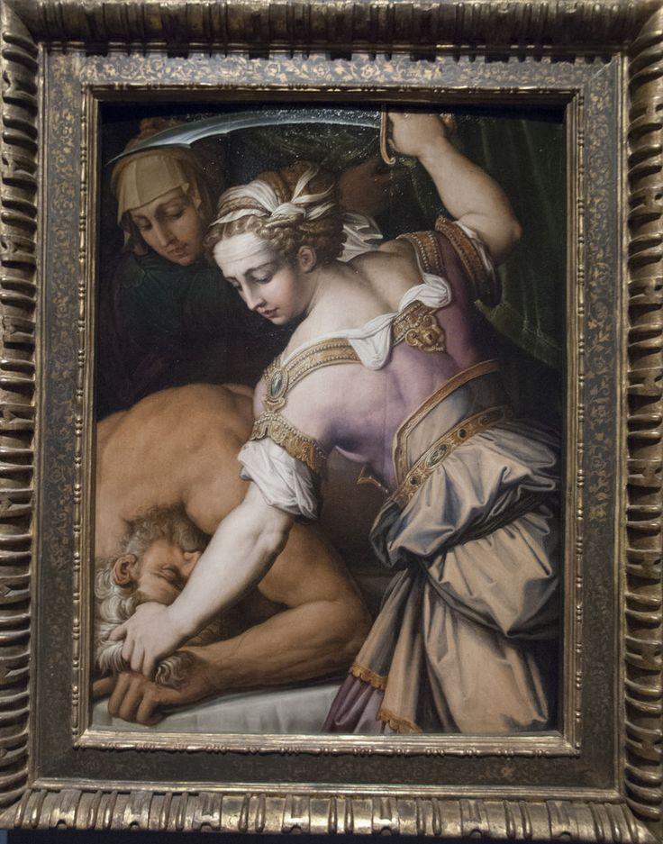 Judith and Holofernes, Vasari