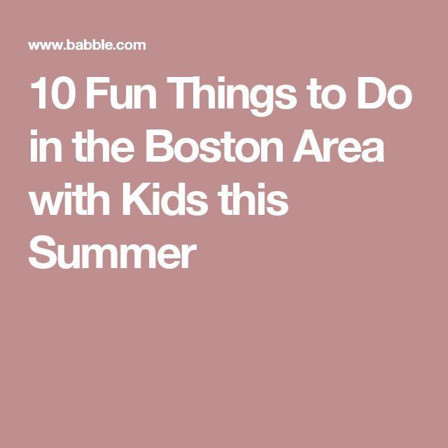 10+ Best Ideas About Boston Area On Pinterest