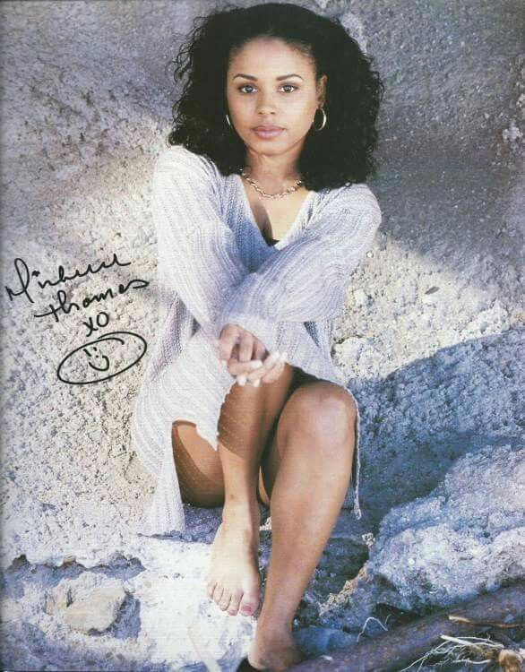ABC TV - Family Matters - Michelle Thomas - Autographed Picture.