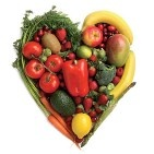 Your heart loves fruits and veggies