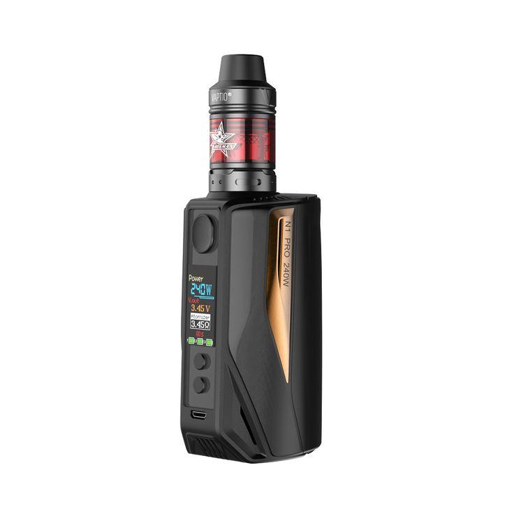 N1 PRO 240W KIT/200W LITE KIT | Vaptio - Buy Best Vapor Cigarette, Vape Starter Kit, E-Cigarettes Tanks Online
