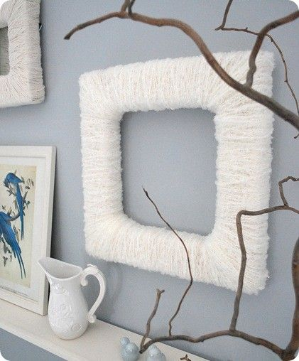An Easy Diy For A Boring Apartment: Best 25+ Frameless Picture Frames Ideas On Pinterest