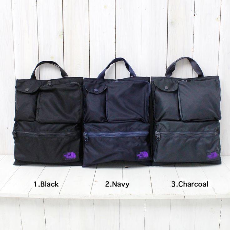 THE NORTH FACE PURPLE LABEL (ザ ノースフェイスパープルレーベル)『LIMONTA®Nylon Laptop Bag』をReggieshopにて販売中