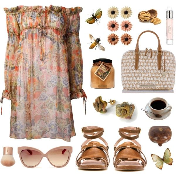 """""""That perfect cup of coffee..."""" by helen-shesterneva on Polyvore"""