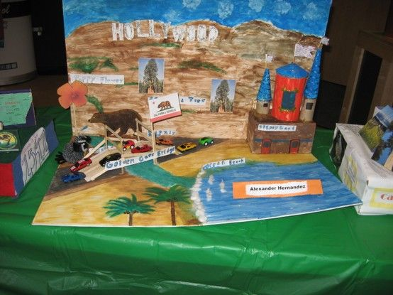 California State Float | State Float Projects | Pinterest ...