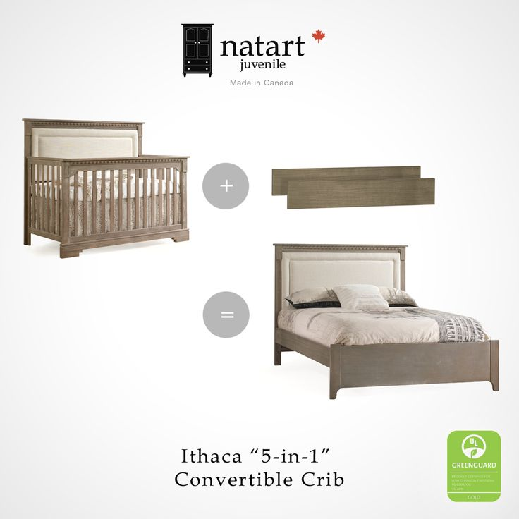 Every #Nursery needs a convertible #Crib! #Baby #Toddler #Furniture