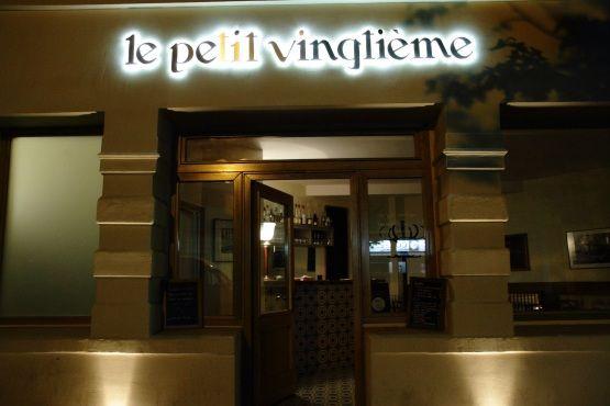 Le Petit Vingtième 381 rue des Pyrénées métro:jourdain (11) tel:0143493450