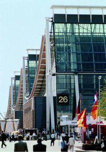 Hall 26, Deutsche Messe AG in Hanover