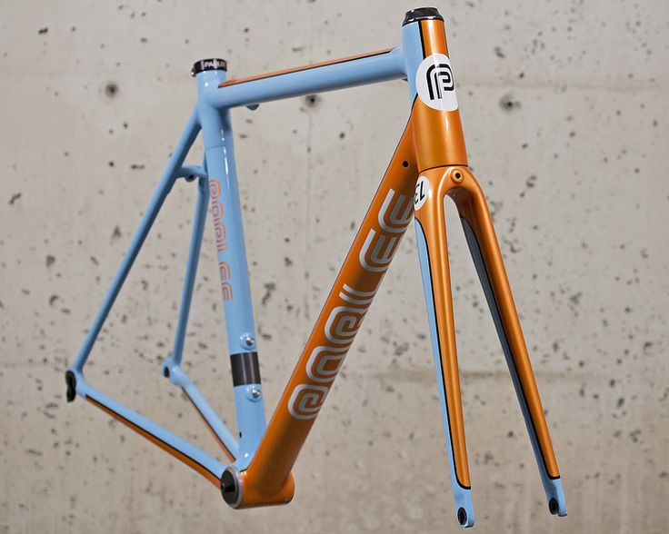 Custom Parlee Z-Zero, Gulf Racing