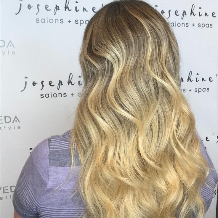 Blonde color by Josephine's Day Spa & Salon Houston, Texas