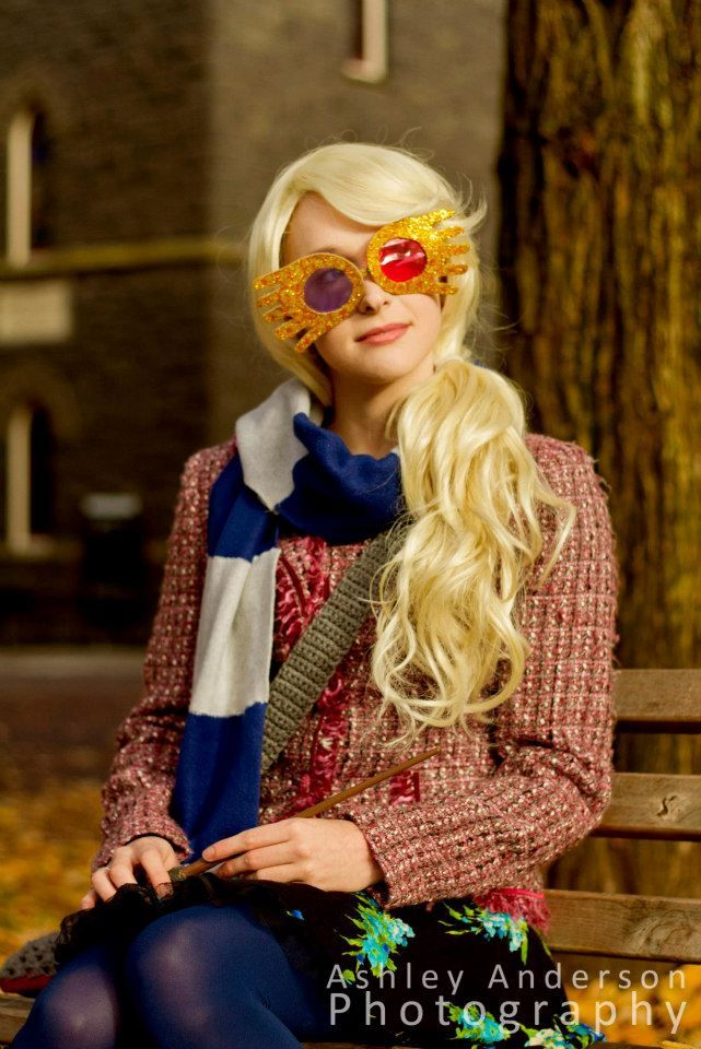 Luna Lovegood Halloween Costume YES PLEASE. I DONu0027T CARE THAT I AM FIFTEEN Au2026 mradilch October 7 2017. Luna Lovegood Halloween Costume ...  sc 1 st  Halloween Costumes & Luna Lovegood Halloween Costume YES PLEASE. I DONu0027T CARE THAT I AM ...
