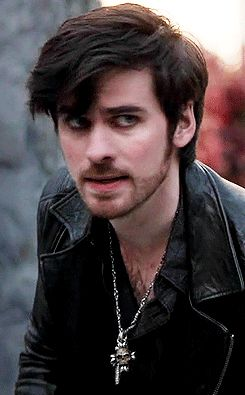 Killian with longer hair