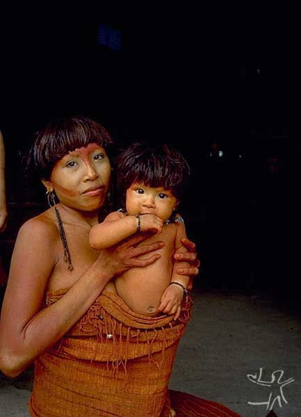 Arawete Tribe, Brazil