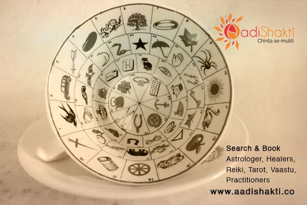 Tea cup reading is a method of divination or fortune-telling www.aadishakti.co