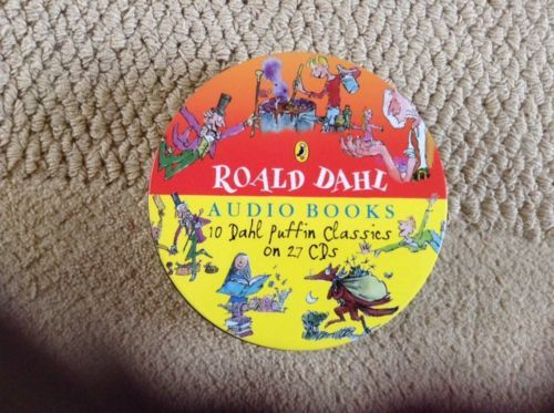 Roald dahl #audio book #collection 10 #books on 27 cds,  View more on the LINK: 	http://www.zeppy.io/product/gb/2/121873646757/