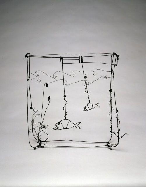 Alexander Calder Goldfish Bowl 1929 http://www.tate.org.uk/whats-on/tate-modern/exhibition/alexander-calder-performing-sculpture?gclid=Cj0KEQiA3t-2BRCKivi-suDY24gBEiQAX1wiXCnu7pvmGaQQczuyIrwoD7rD6QV7WPTqIblVfFC_tswaAt-T8P8HAQ