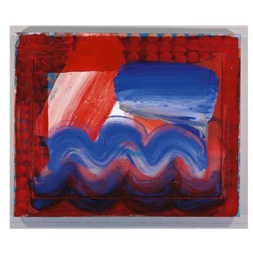 Howard Hodgkin 'On the Edge of the Ocean'