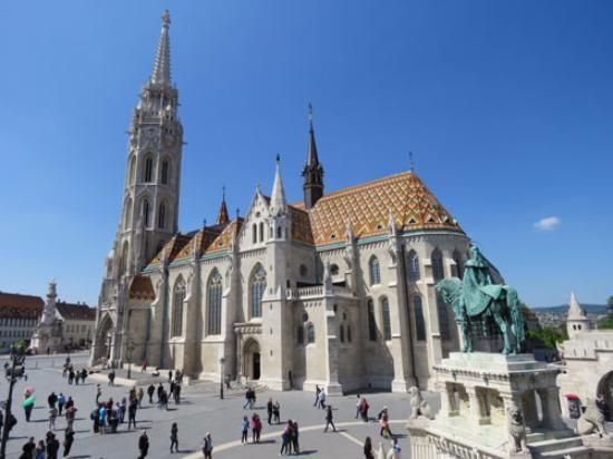 Gabriella's Private Tours Budapest, Budapest Picture: St. Matthew cathedral in old royal town of Buda - Check out TripAdvisor members' 58,871 candid photos and videos of Gabriella's Private Tours Budapest