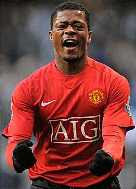 Patrice Evra is leaving Manchester United for the Italian team Juventus, for £1.2m.