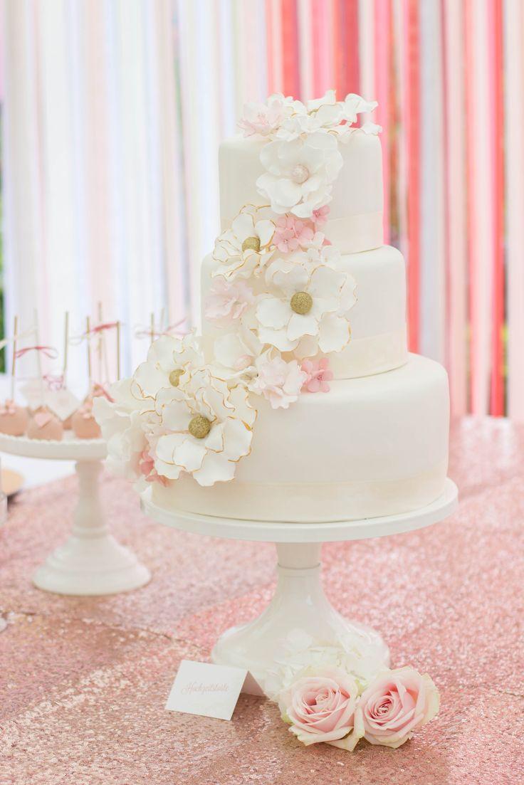 22 besten Sweet Candy Table gold rosa Bilder auf Pinterest