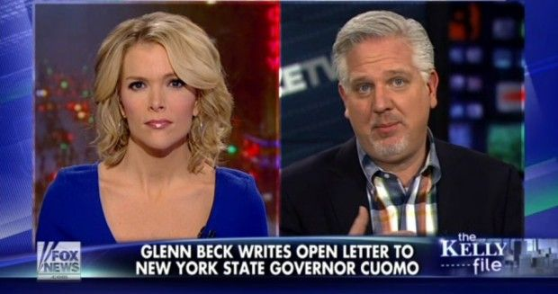 Watch Glenn Beck's Takedown of NY Gov. Cuomo – Plus, He Tells Megyn Kelly His Biggest Regret From His Time at Fox News