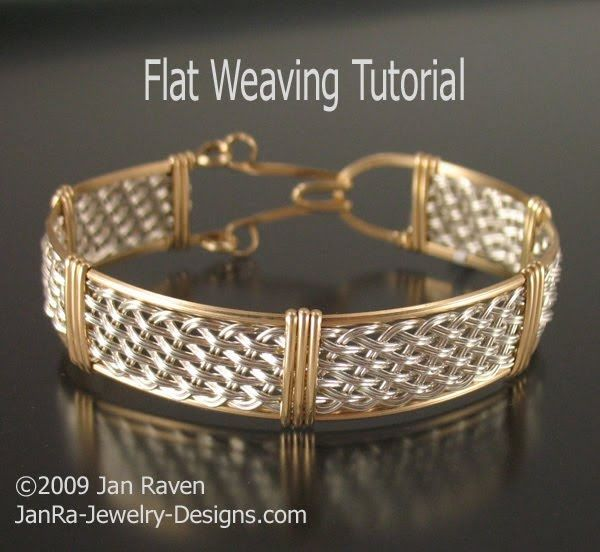 I Have Finally Finished The Tutorial On Making A Woven
