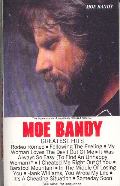 Moe Bandy* Moe·And Joe Stampley* Joe - The Boy's Night Out