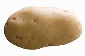 A potato can be used as an electrochemical cell.