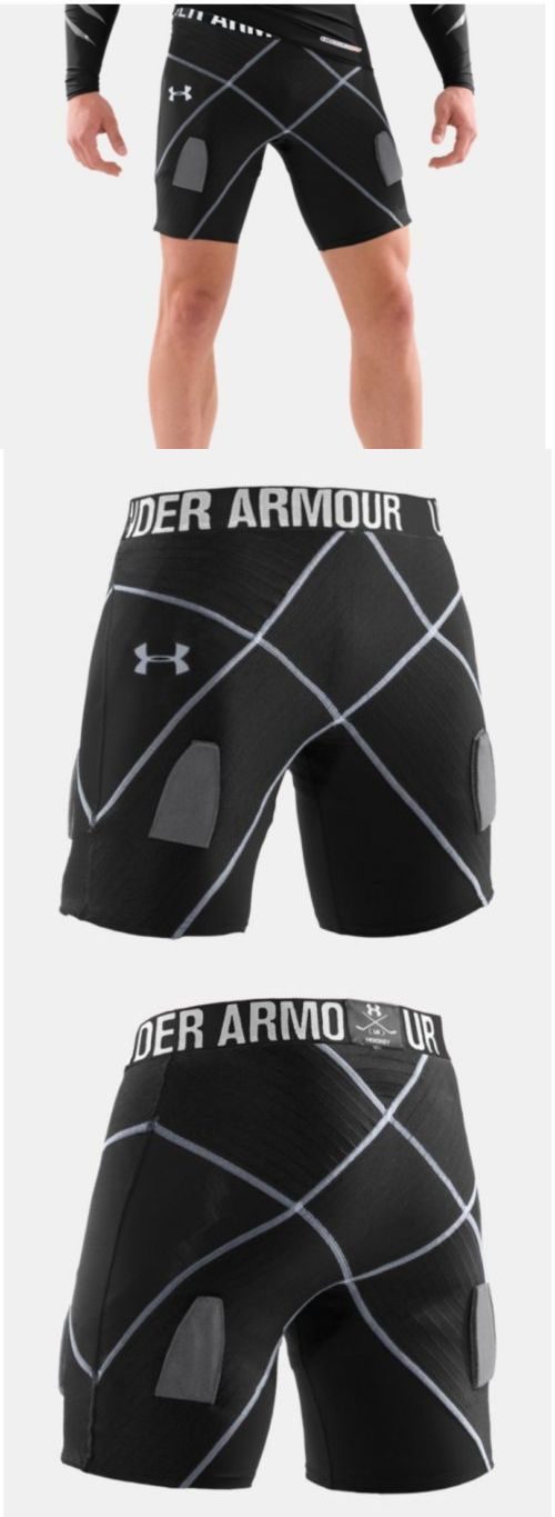 Men 159122: Nwt Under Armour Coreshorts Pro Hockey Hockey Compression Shorts 1222418 Xxl -> BUY IT NOW ONLY: $49.9 on eBay!