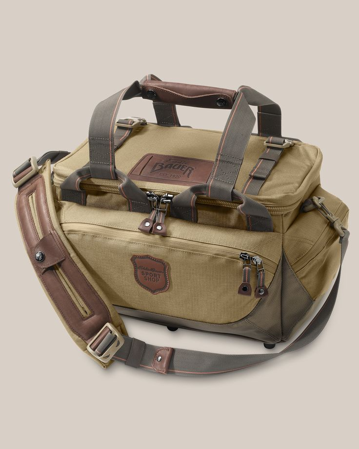 Adventurer Range Bag | Keep all your hunting essentials well organized and close at hand. #fishing