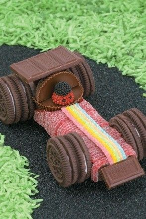 Best Edible Car Contest Ideas Images On Pinterest Kids Meals