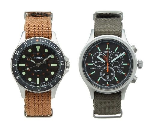 Steal Alert: New Timex Navi Harbor & Scout Chrono are On Sale  Timex Navi Harbor  $108orScout Chrono  $119.20w / VIPSALE  Code is good for 20% off. Normal price is $135 for the Harbor and $149 for the Scout Chrono  Timex isrollin like a hunchback doing somersaults. From their Red Wing & Todd Snydercollaberations to the sleek and simple Fairfield theyve been kicking tail on the design front. And these new Archive pioneer watches are certainly another feather in their cap. The only problem?…