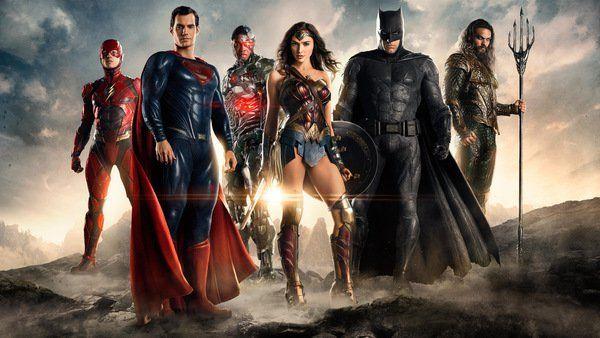 Liga Da Justica Justice League 2017 Justice League Trailer