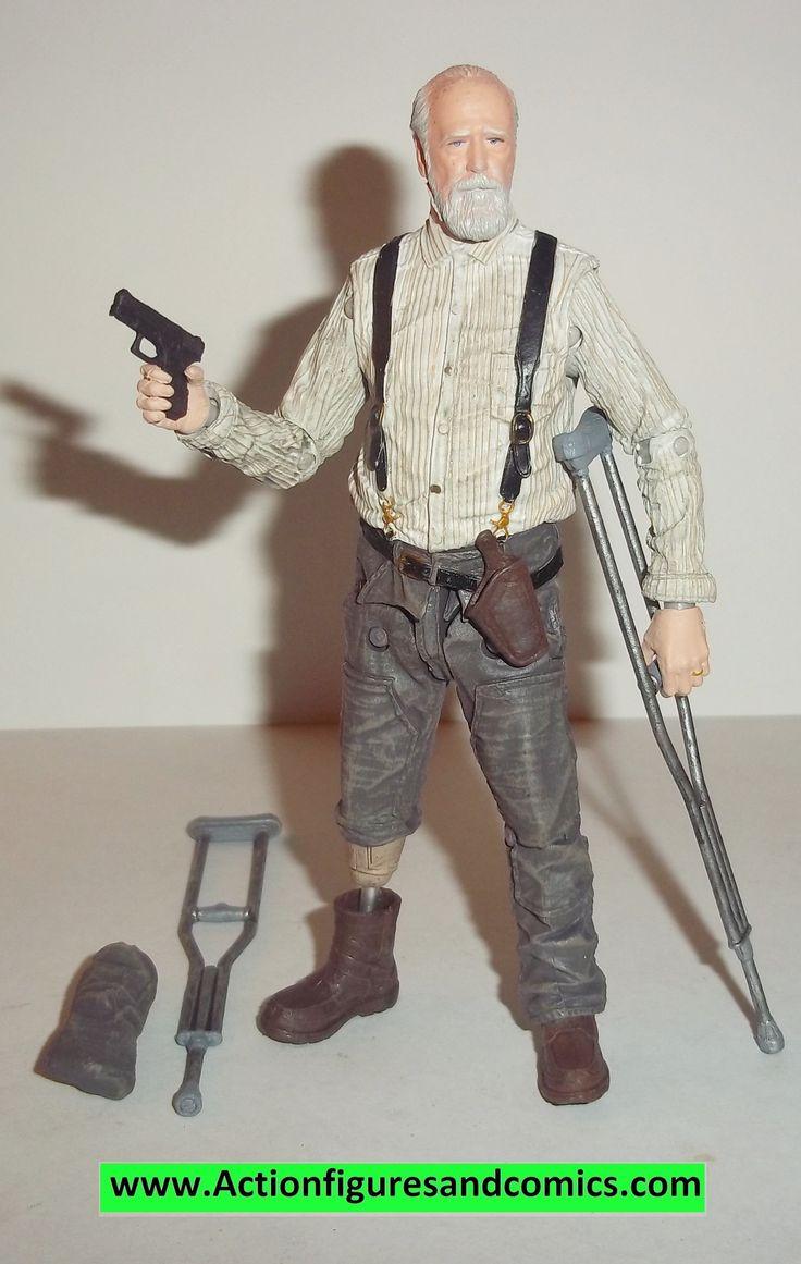 The Walking Dead HERSHEL GREENE series 6 2014 complete mcfarlane toys