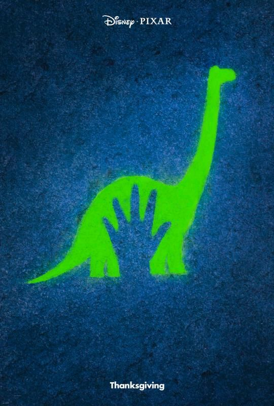 Watch the First Teaser Trailer for Pixar's 'The Good Dinosaur' (Exclusive)