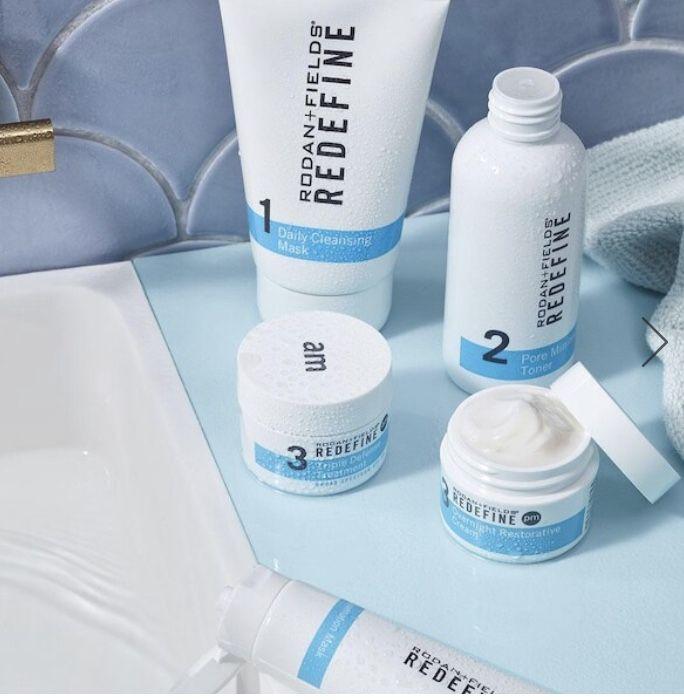 1 Skincare Company In North America In 2020 Rodan And Fields Rodan And Fields Redefine Skin Care